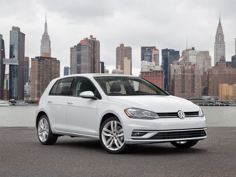 similar cars compared   volkswagen golf  car